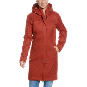 Tatonka Floy Coat Women russet red